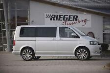 Rieger Seitenschweller für VW T5 Bus mit kurzem Radstand incl. Facelift