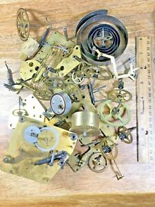 Assorted Gears and Parts  STEAM PUNK  Industrial (TK0115)