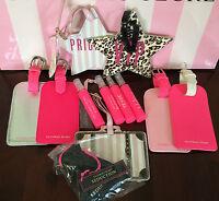Victoria's Secret Luggage Tags, Or Mini Perfumes, X1