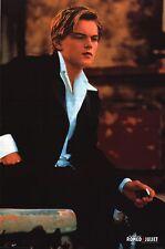MOVIE POSTER~Leonardo DiCaprio Romeo & AND Juliet Claire Danes Shakespeare 1996~