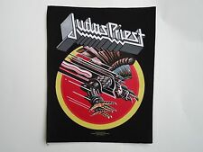 JUDAS PRIEST SCREAMING FOR VENGEANCE BACK PATCH