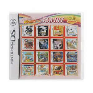 468-in-1-Games-Cartridge-Card-Multicart-for-Pokemon-Nintendo-NDS-3DS-NDSL-NDSI
