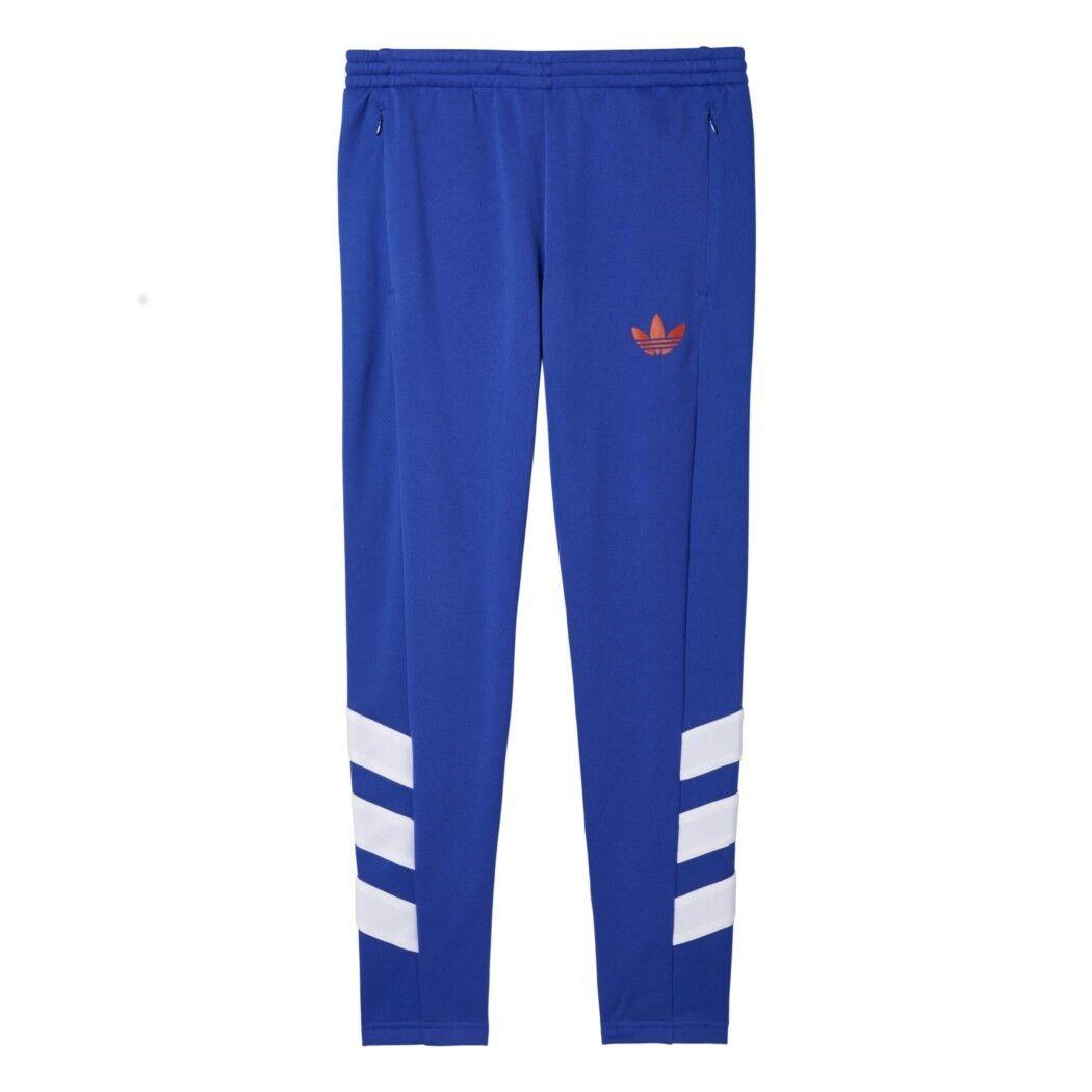 Adidas Originals Trefoil FC Trackpant Traniningshose Blu [AB7496]