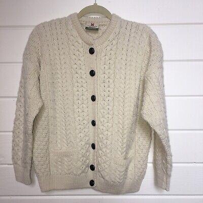 Carraig Donn Maglione in lana merino irlandese