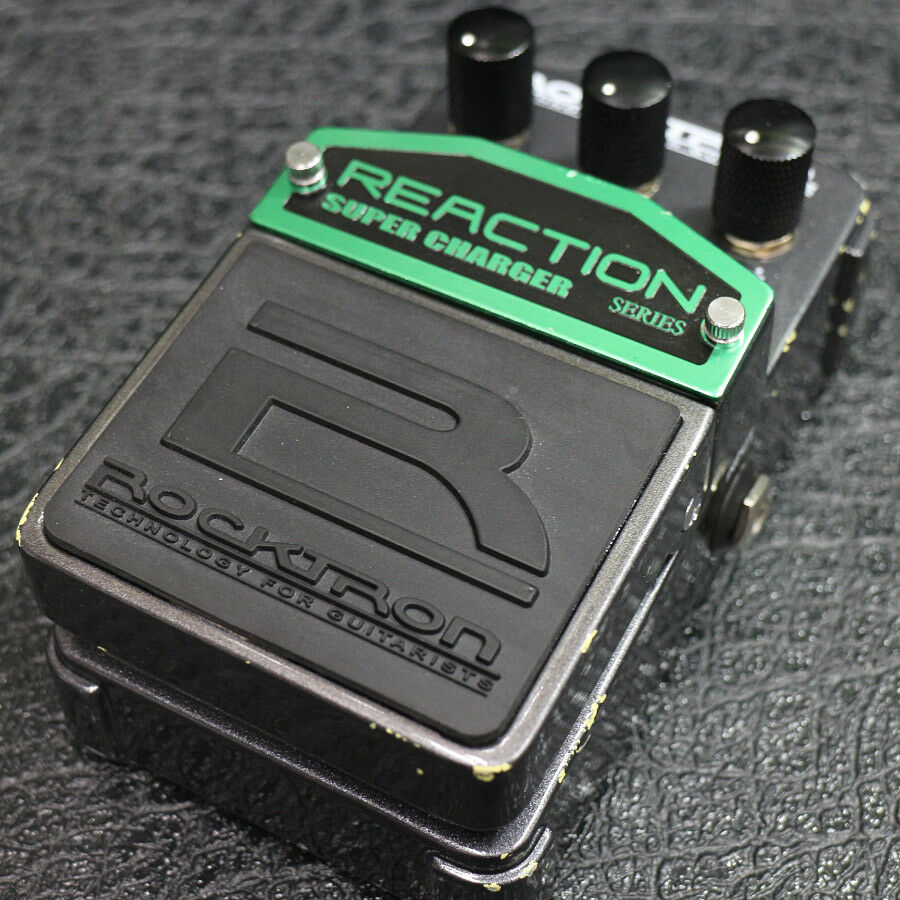 Rocktron SUPER CHARGER Used Japan EMS F S