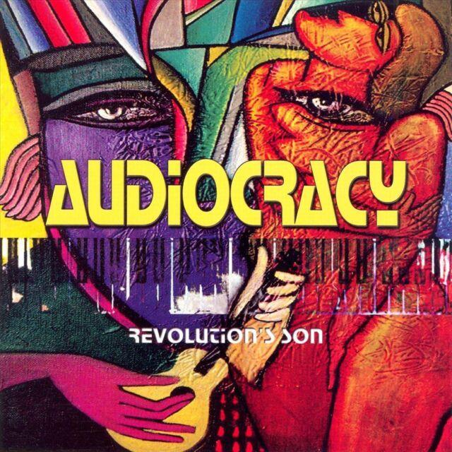 audiocracy - revolution´s son CD