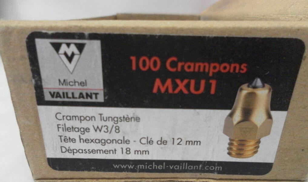 cavallo sautope Tungsten Studs  MXU1  W38  Hexogon 12mm prossorusion 18mm