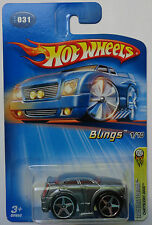 2005 Hot Wheels First Edition Chrysler 300C 1/10 (5 Spoke Wheels Version)