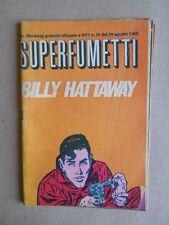 SUPERFUMETTI Alleg. VITT n°35 1968 - BILL HATTAWAY [G529] BUONO