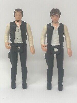 No Figure included. 77 Vintage Star Wars Acrylic Base Big Head Han Solo