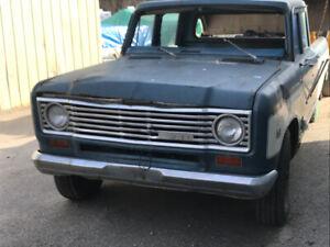 1974 International - 4 Door Pick-Up Truck