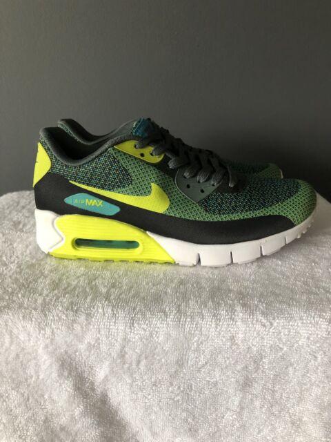 new authentic exclusive deals new photos Mens Nike Air Max 90'JCRD Turbo Green/Venom Green-Dark Mica Green-Black  Size 8.5