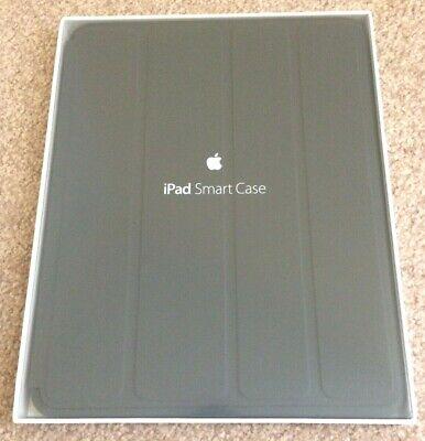 MD454LL//A Seal Dark Gray NIB Apple iPad 2//3//4 Smart Case Authentic Genuine