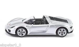 Porsche-918-Spyder-Siku-Super-Art-1475-Neu-OVP
