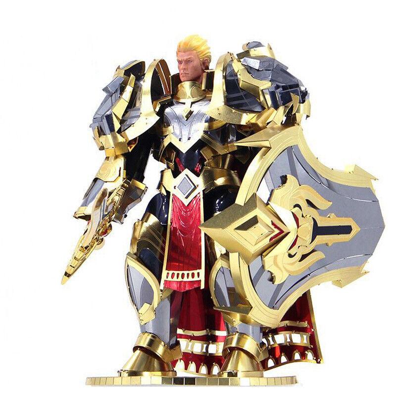 Personnalisé piececool grève des rois Arthur métal 3d Puzzle À faire soi-même Model Kits Jouet