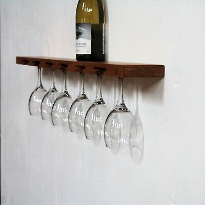 Wine Gl Floating Shelf Glware