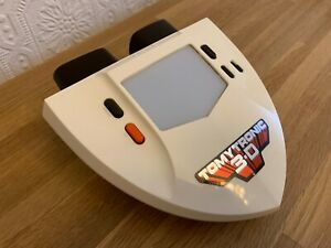 Tomytronic-3D-Thundering-Turbo-Vintage-1983-Handheld-Electronic-Game-N-Repair