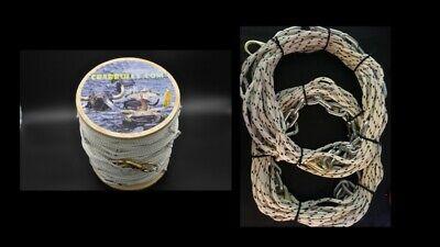 NEW! MD Watermen special. 1200' 3 Strand Medium Lay Nylon Crabbing Trotline