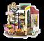 Indexbild 12 - DIY Bausatz für Miniatur Haus Bastelset Modellbau Puppenhaus Robotime Rolife