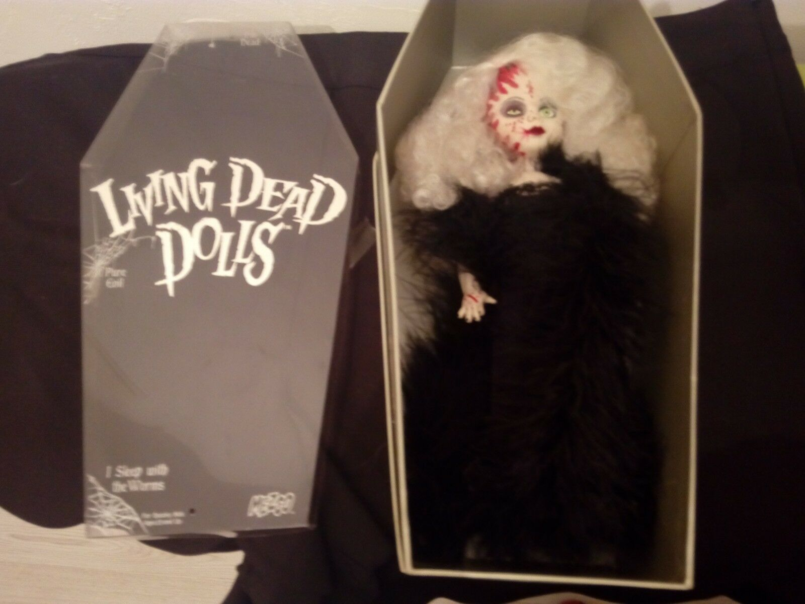 LIVING DEAD bambolaS SERIE 5 HOLLYWOOD