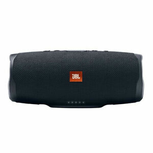 JBL Charge 4 Portable Bluetooth Wireless Speaker - Black - Original - NEW BOXED