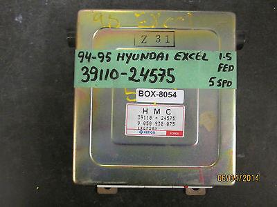 94 95 HYUNDAI EXCEL 1.5 FED 5SPD #39110-24575 *See item description*