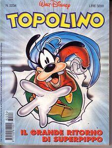 fumetto-TOPOLINO-WALT-DISNEY-numero-2234