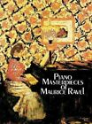 Piano Masterpieces of Maurice Ravel by Maurice Ravel (Paperback, 1986)