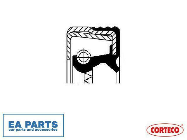 Shaft Seal, differential for IVECO CORTECO 12014741B