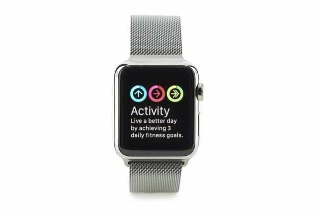 Apple Watch 38mm Stainless Steel Case Silver Milanese Loop Mj322ll A For Sale Online Ebay