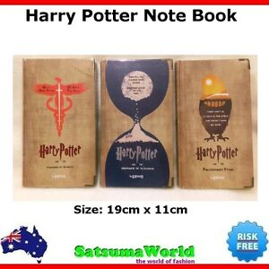 Harry Potter Magic Journal Travel Diary Girls Boys Note book vintage cahier Hot 6925834060843