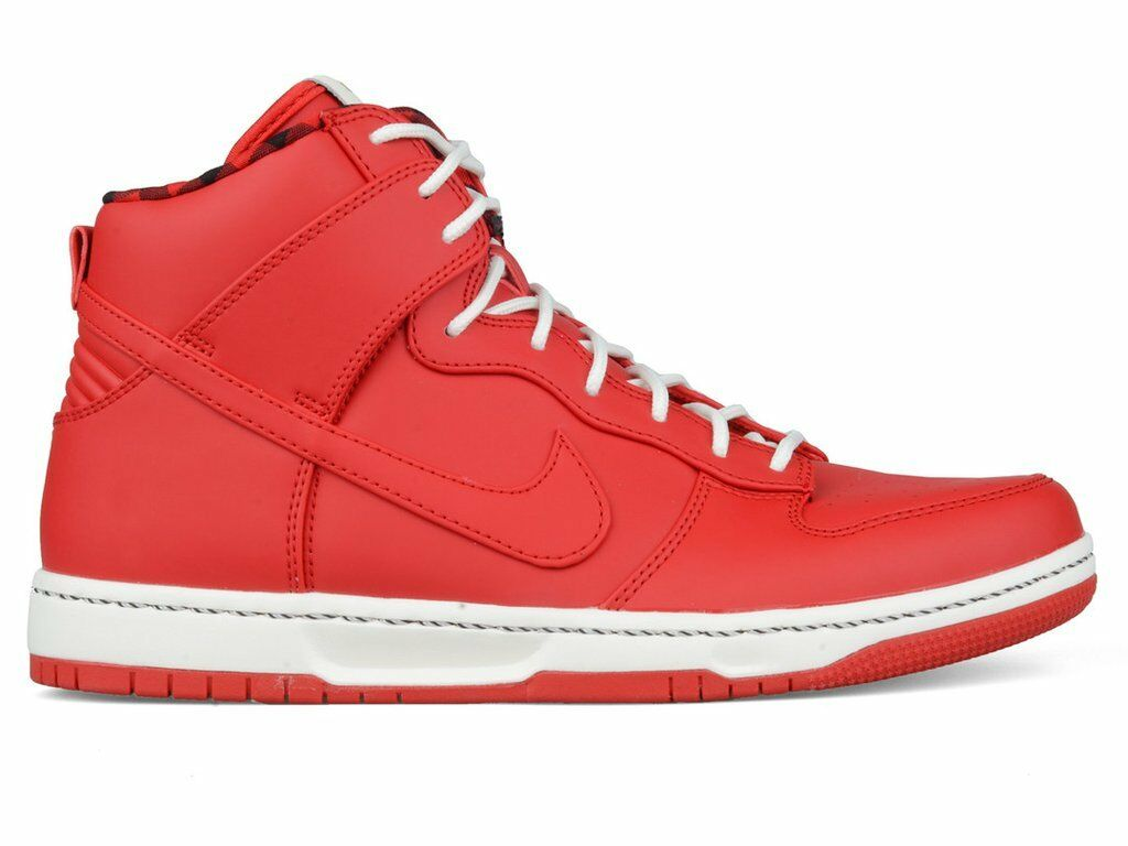 Hombre Nike Dunk Rojo Ultra Deporte Moda Informal Tenis Atléticas Rojo Dunk 845055 601 5736f0