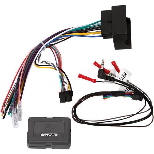[SCHEMATICS_4ER]  Scosche LVW20 Aftermarket Car Stereo Wire Harness for 2004-15 Volkswagen w/  SWC   eBay   Scosche Wiring Harness Vw Audi      eBay