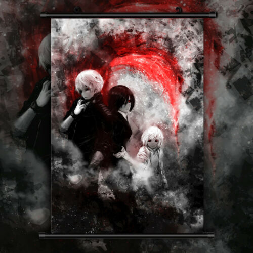 Tokyo Ghoul HD Anime Manga Wallscroll Poster Kunstdrucke Bider Drucke