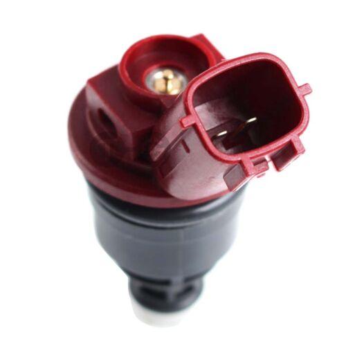 Set 4 Fuel Injector OEM Hitachi 16600-53J00 for 91-99 Nissan 240SX Nissan Altima