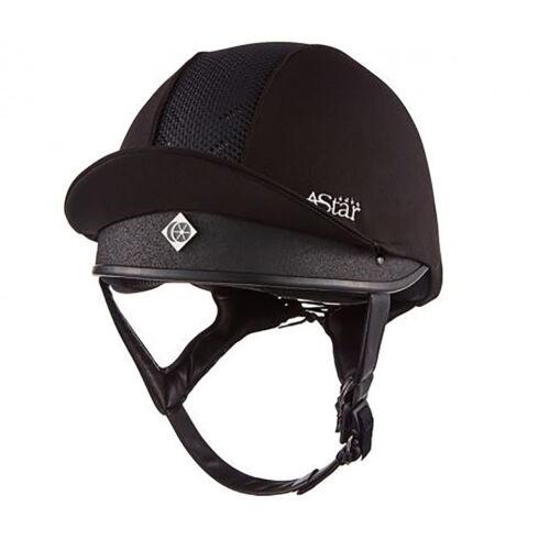 Charles Owen 4 Star Riding Hat Helmet PAS015 ASTM F1163:15 SNELL