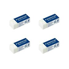 Staedtler Mars Mini Size Plastic Rubber Erasers Pack Of 4