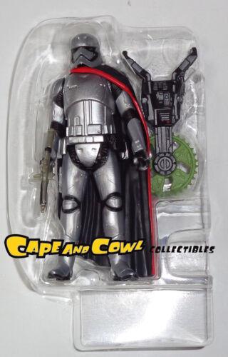 Hasbro Star Wars Force Awakens CAPTAIN PHASMA w// BLACK POUCH ERROR Loose Figure