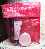 Korres Love Your Lips Collection Limited Edition -
