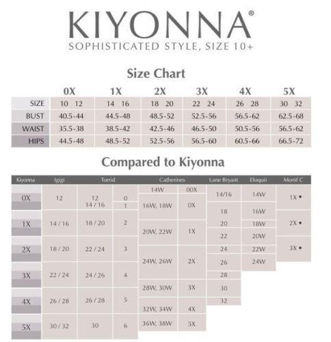 Kiyonna Kiyonna Kiyonna Damen Kleid Maxi Übergröße 1x Grau Spitze Display Sirene Formell Party 58a5d1