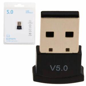 Trasmettitore ricevitore Bluetooth per computer con adattatore Bluetooth USB 5.0