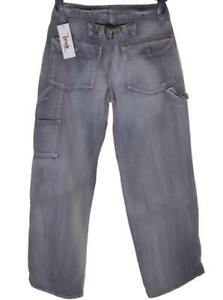Vask Lilla Vintage Bnwt Sort Jeans Kvinders 4 forbindelse 3 Ny franske qwxaAa0PnH
