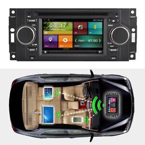 5'' DVD GPS Navi Radio Stereo passt für Dodge RAM Chrysler Mitsubishi Raider to
