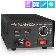 Pyramid Psu990kx Bench Dc Power Supply Ac To Dc Power Converter 45 Amp