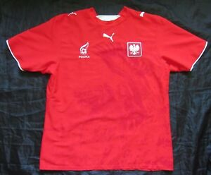 POLAND POLSKA Husaria World Cup 2006 away shirt jersey PUMA 2008 ... a657e1540