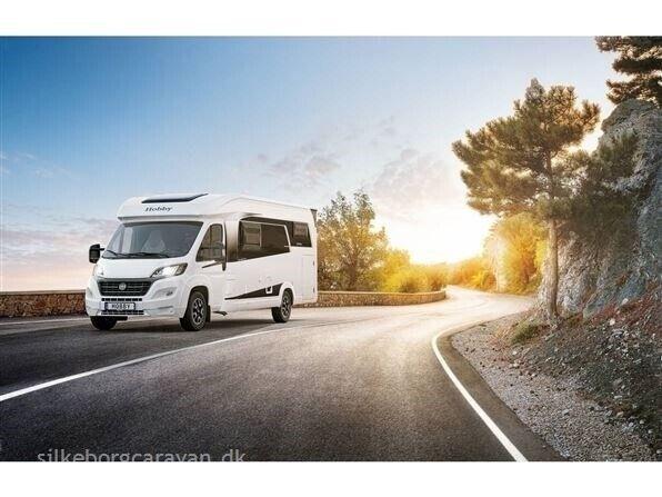 Hobby Optima De Luxe T70 GE aut., 2021, kg egenvægt 3110