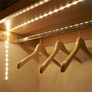 Cuisine Maison Lumière Placard Led Lampe Éclairage Détails Cabinet Intérieur Sur Étagère 1m fgvbY7y6