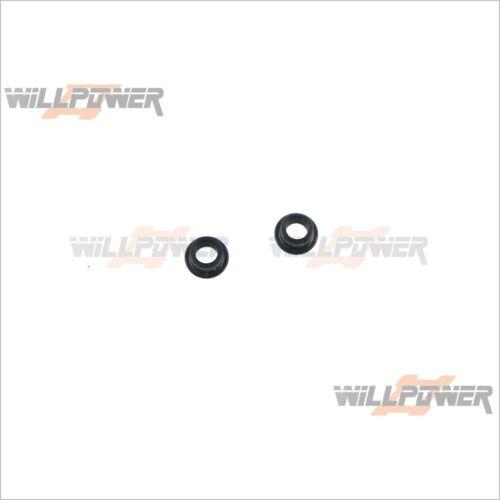 2 #X3-22 X3 SABRE Servo Saver Bushing RC-WillPower OFNA JAMMIN Hong Nor