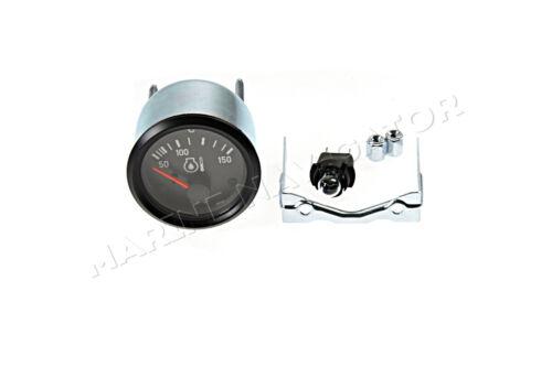 """VDO International Engine Oil Temperature Gauge 52mm 2/"""" 50-150C 310-040-003C"""