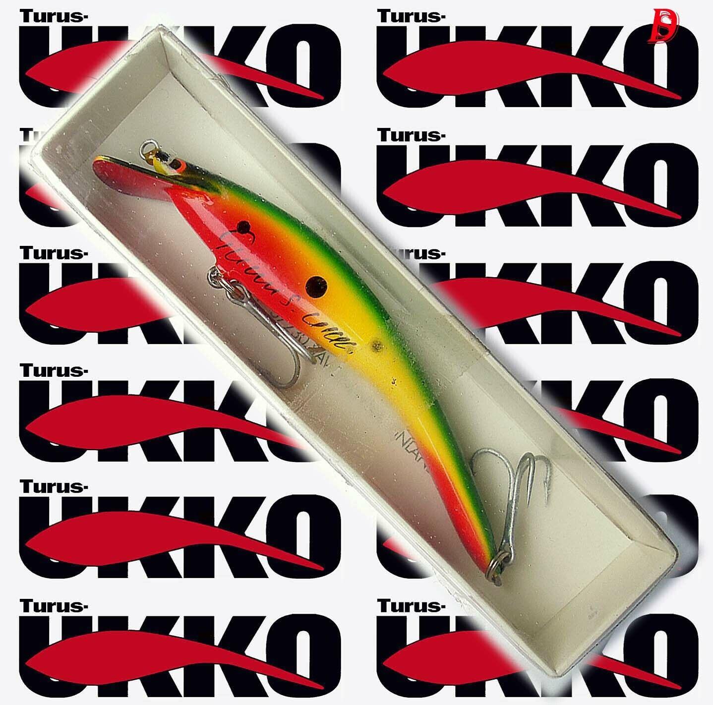 Vintage Turus Ukko 12cm Parrot Neu in Box, alte Herstellung sehr selten